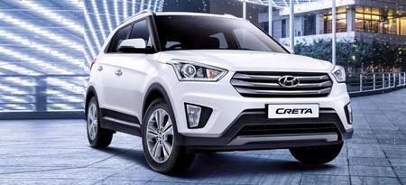 Hyundai CRETA на особых условиях