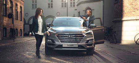 Сложно найти лучше? Hyundai TUСSON прекратит ваши поиски.